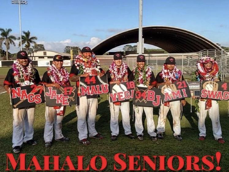 Senior Day Ceremony